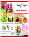 Robot Coupe Restaurant Package Brochure