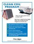 Clean Coil Program Brochure