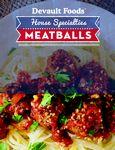 Hometown Devault Meatballs Brochure
