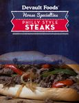 Hometown Devault Steaks Brochure