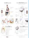 EasyServe - SimpleSitter - SecureSitter High Chair Brochure Foundations