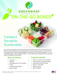 Greenware On The Go