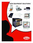 Hatco New Equipment Solutions Brochure