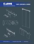 Kason Vinyl Strip Curtains and Doors