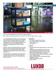 Luxor E-Series Cart Brochure