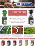 McCormick Culinary Brochure
