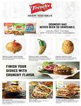 French's Crispy Veggies Brochure