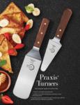 Mercer Culinary Praxis Turners