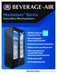 Beverage Air Marketeer Series Brochure