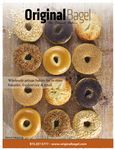 Original Bagel Brochure