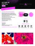 Roxy & Rich Petal Dust Brochure