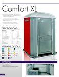 PolyJohn Comfort XL Brochure