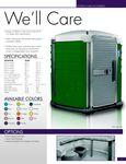 PolyJohn We'll Care III Brochure