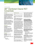 39985785 Disinfectant Cleaner Information