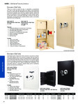 Recessed Biometric Wall Safes_Brochure_Barska