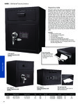 Rectangular Keypad Depository Safes_Brochure_Barska