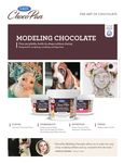 Satin Ice ChocoPan Modeling Chocolate Brochure