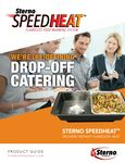 Sterno SpeedHeat Brochure