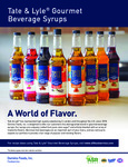Tate & Lyle Syrups Brochure