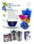 Wild Hibiscus Blue-Tee Butterfly Pea Flower Herbal Tea Bag Brochure