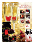 Wild Hibiscus Flowers in Syrup Brochure