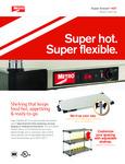 Metro Super Erecta Heated Shelves Brochure