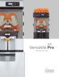 Zumex Versatile Pro Brochure