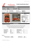 Don Juan Sliced Dry-Cured Iberico Chorizo Nutrition Information
