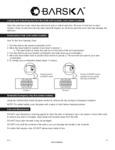 Combination and Key Lock Cash Box-Breakable Key Box-Instructions