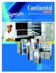 Continental DL Refrigerator Brochure