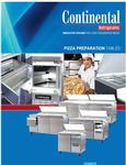 Continental Pizza Prep Brochure