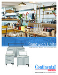 Continental Sandwich Brochure