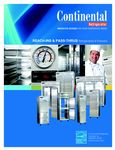 Continental Refrigerator Reach-In Brochure