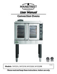 Convection Ovens_Manual