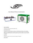 Iowa Rotocast Plastics Beverage Cooler Customization