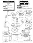 FP1000, FP1000PP Parts Diagram