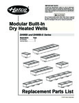 DHWBI and DHWBI-S Parts Diagram