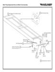Diagram for Magliner Slider Ramp Assembly