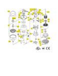 Sunkist Commercial Juicer Parts Diagram
