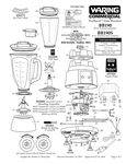 BB190, BB190S Parts Diagram