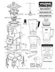 MX1050XT, MX1050XTP, MX1050XTS Parts Diagram