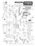 WDM120, WDM120GR Parts Diagram