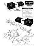 WKS800 Parts Diagram