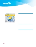 Diversey All Free & Clear Powder Detergent