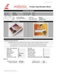 Don Juan Don Wine Washed Goat Cheese Nutrition Information