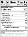 Seltzer's Double Smoked Sweet Bologna Chub Nutrition Information