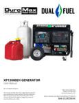 DuroMax XP13000eh Generator Manual