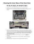 Equipex FC33 780FC331 Instructions