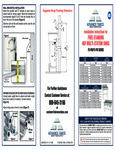FS-FM, FC-FM Installation Instructions