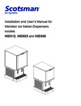 Scotsman HID Manual